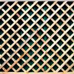 Как сделать деревянную решетку для беседки